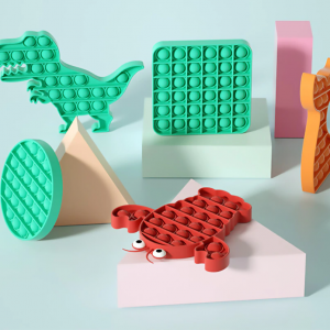 Brinquedo Pop It Fidget Arco-íris 3